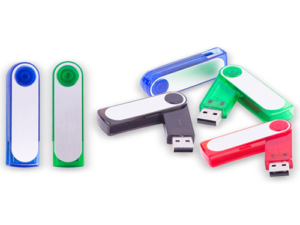 Pen Drive USB Plastica mod 007