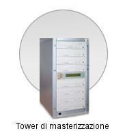 torre di masterizzazione