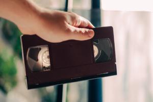 Conversione VHS in formato digitale
