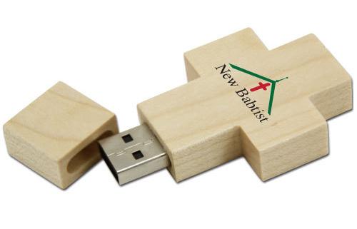 penne USB in legno personalizzate gadget