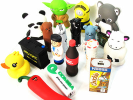caricabatterie per cellulari personalizzati