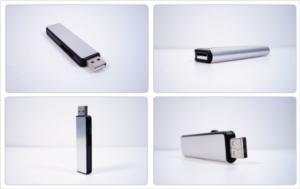 Pen drive USB cod UFD 879 personalizzata a colori