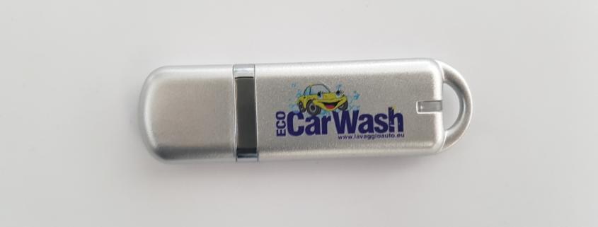 Pen drive USB cod UFD 910 personalizzata a colori