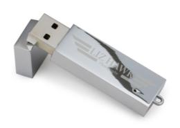 chiavette usb personalizzate gadget in metallo